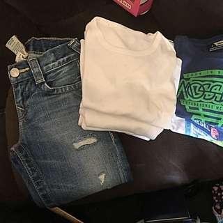 Mixed Size 3-4 Boys Clothing