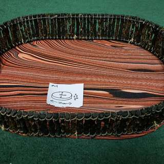 Brand New - Balinese Wooden Tray 35x25x6.5cm (LxWxH)