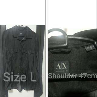 Pre Loved Authentic Armani exchange
