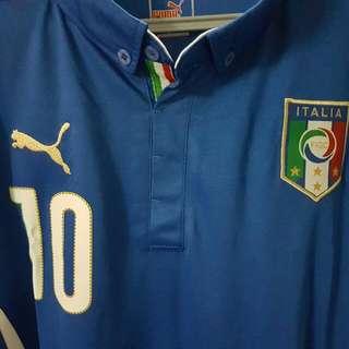 Italy Insigne Home Football Shirt