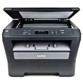 Brother DCP-7060D Laser Multi-Function Printer with Duplex