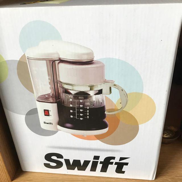 全新咖啡機