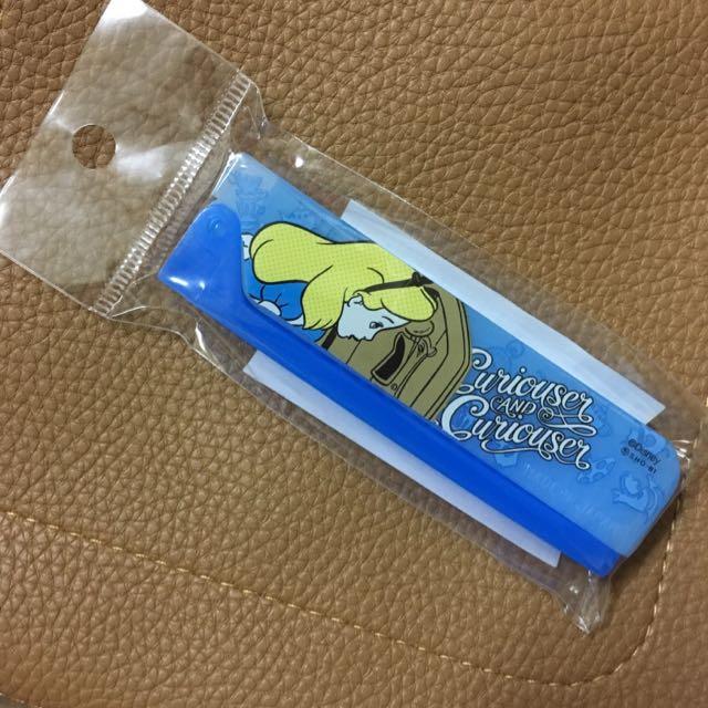 日本製🇯🇵愛麗絲折疊梳