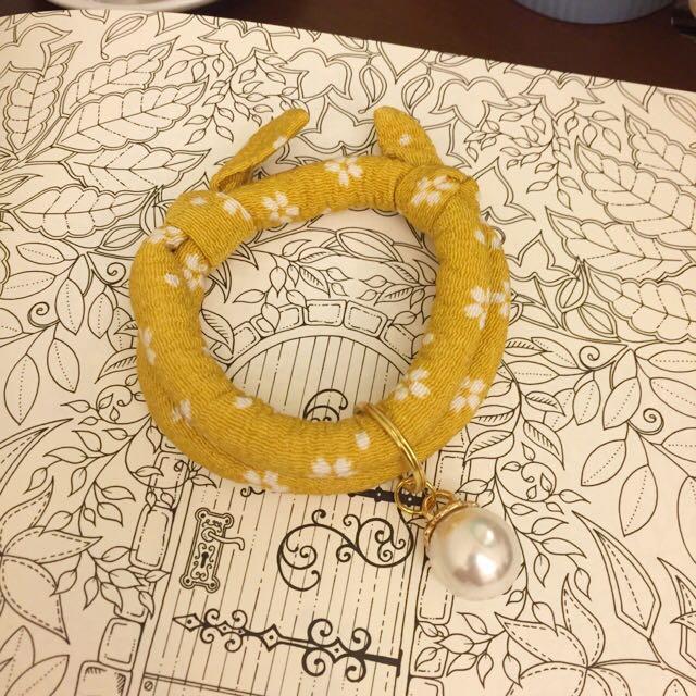 寵物項圈-珍珠 貓項圈