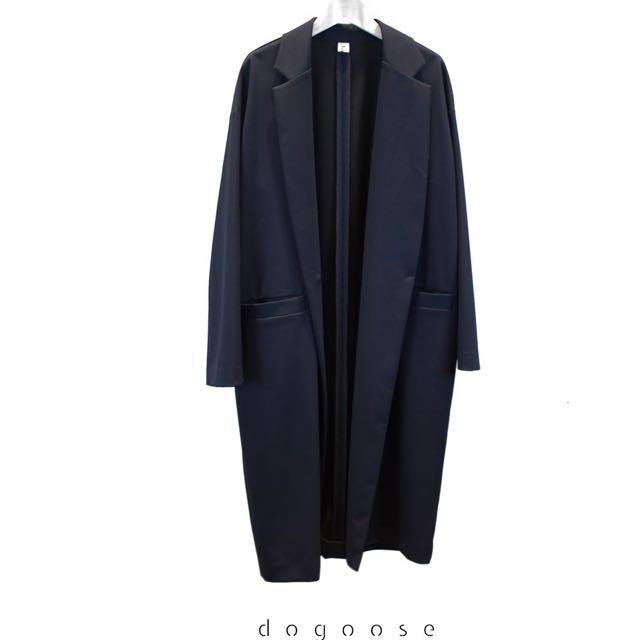 大衣 西裝材質