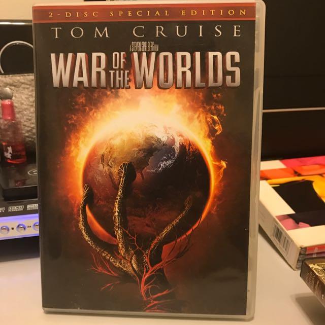 電影世界大戰 DVD