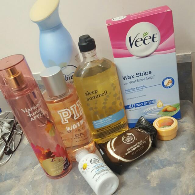 Assortment Of Body Products Plus More!