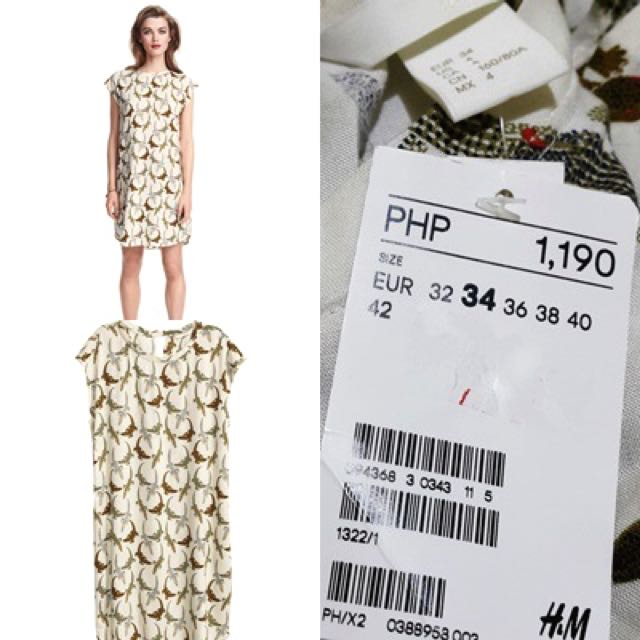 Authentic H & M Dress