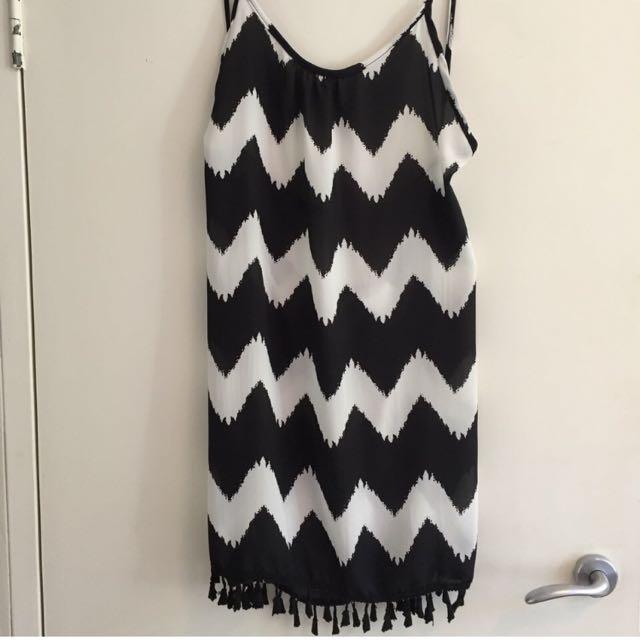 Aztec Beach Dress