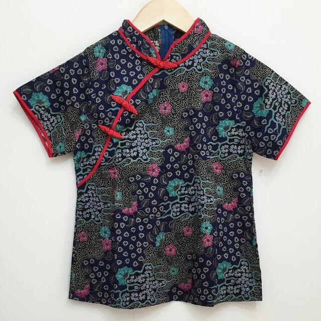 Batik Sanghai Top