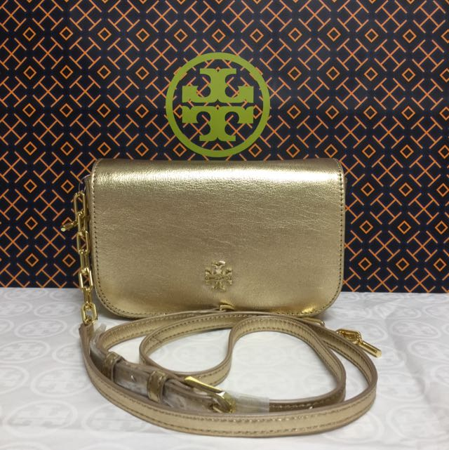 3d1697f51602 BN Authentic Tory Burch Caitlin Mini Bag