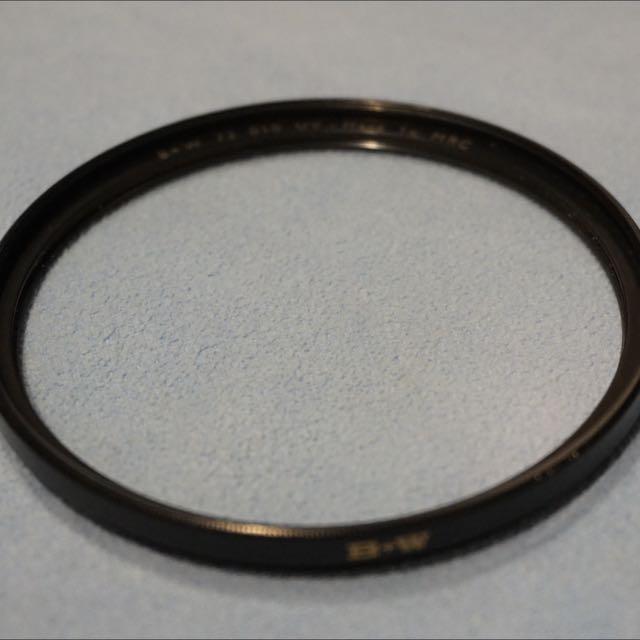 B+W MRC UV 010 Haze ﹝多層鍍膜保護鏡﹞ 72mm
