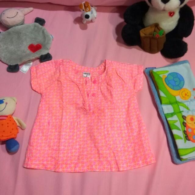 Carter Dress Bayi