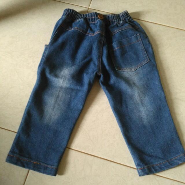 Celana Anak 1-2 Thn