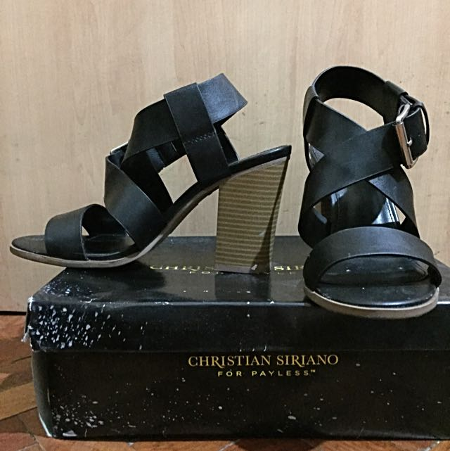 Christian Siriano Sandal Pumps