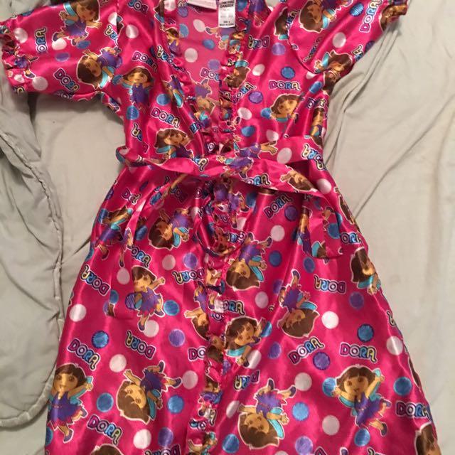 Dora Dressing Gown