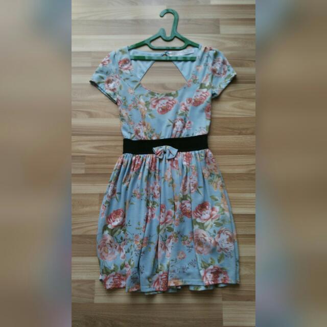 Dress flower Zara