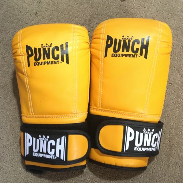 Ever last Boxing Gloxes