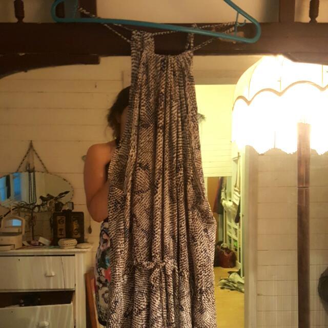 Flattering Long Dress
