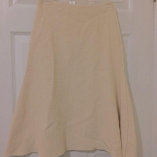 Flounce skirt (size Extra-small)