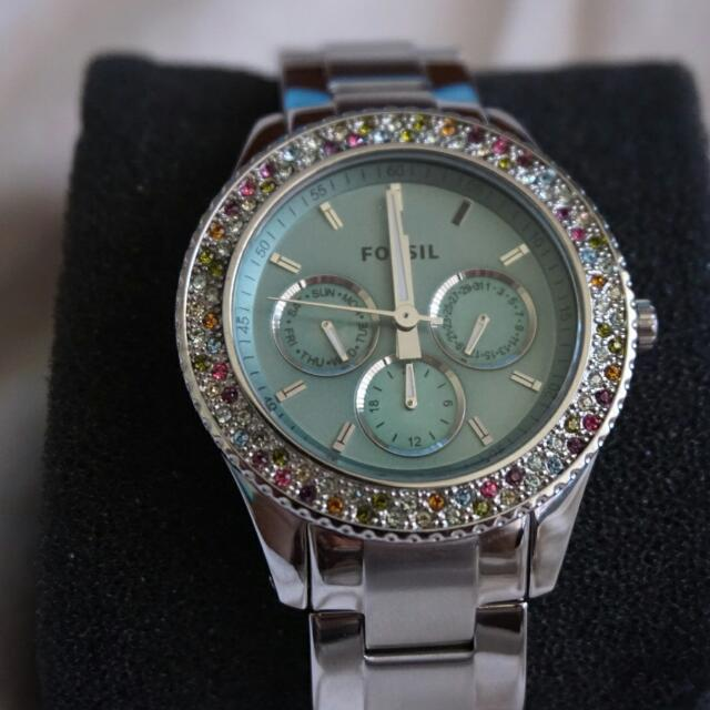 Fossil Watch Multi Colour