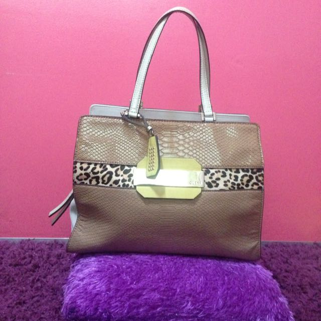 Gently Loved Guess Bag