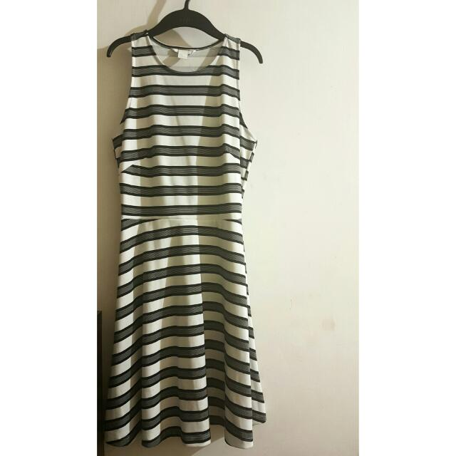 H&M Stripes Dress