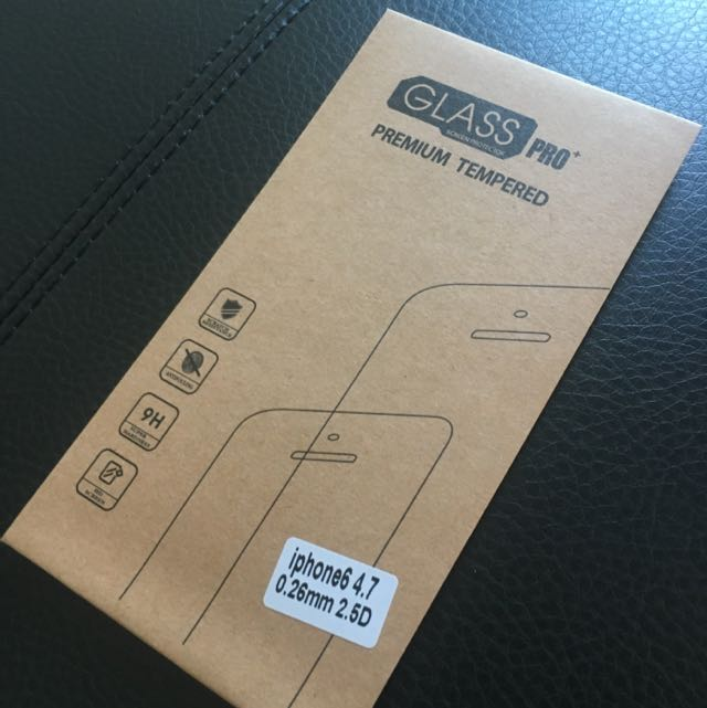 iPhone 6 AND 6+ Glass Screen Protector