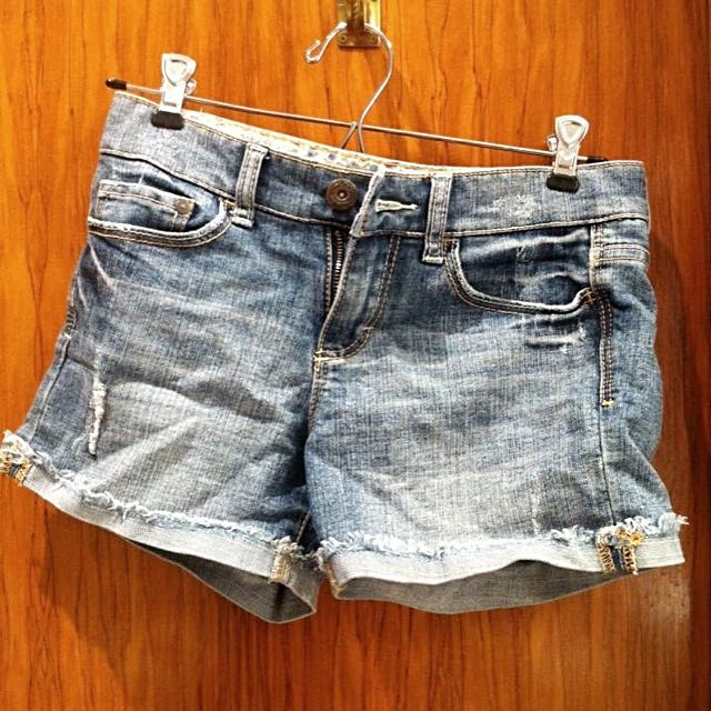 JAYJAYS DENIM SHORTS