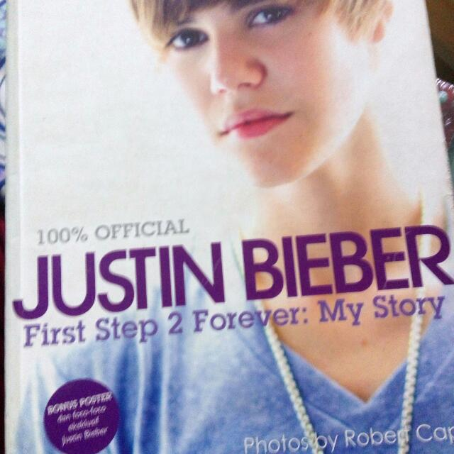 Justin Bieber First Step 2 Forever
