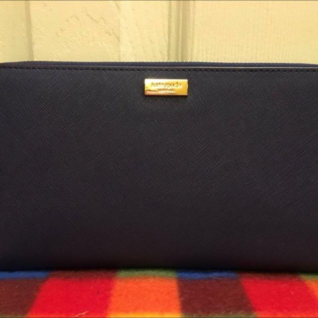 Kate Spade Big Clutch Wallet