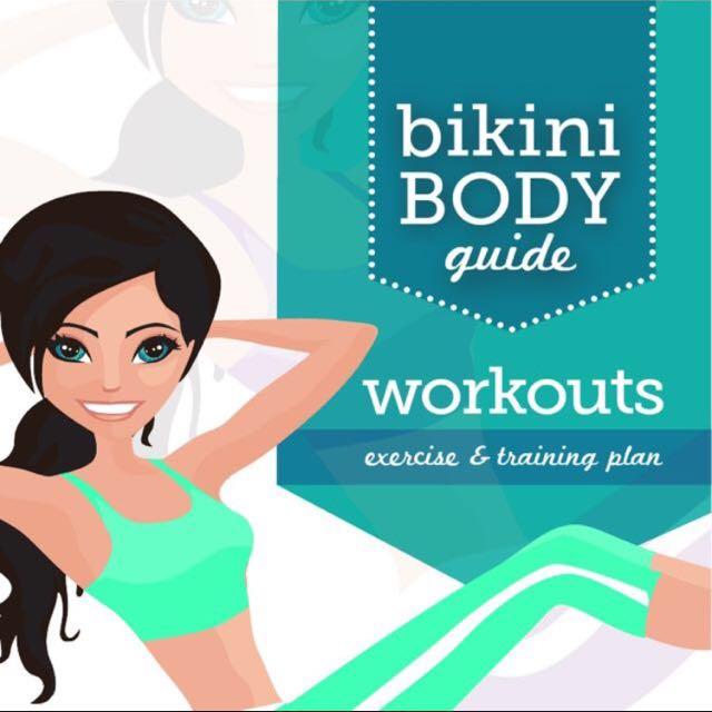 Kayla Itsines Bikini Body Workout