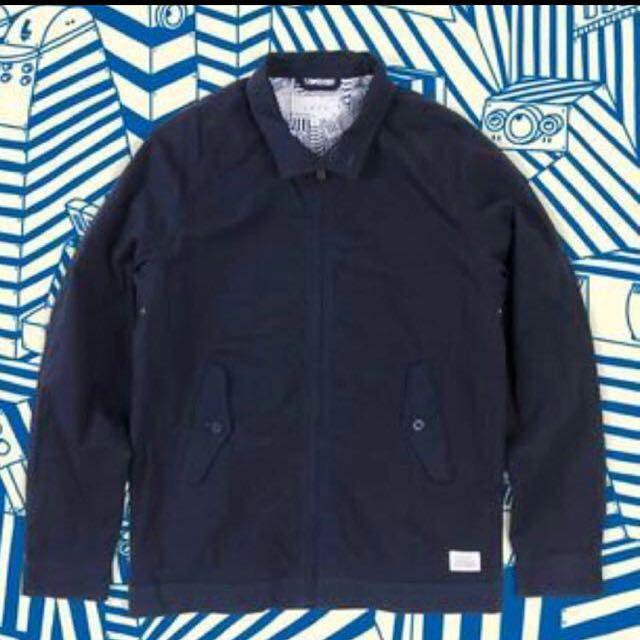 LESS x GHICA POPA HARRINGTON JACKET 英式經典G4款外套