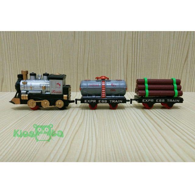 Mainan Kereta Api Classic Train Play Set