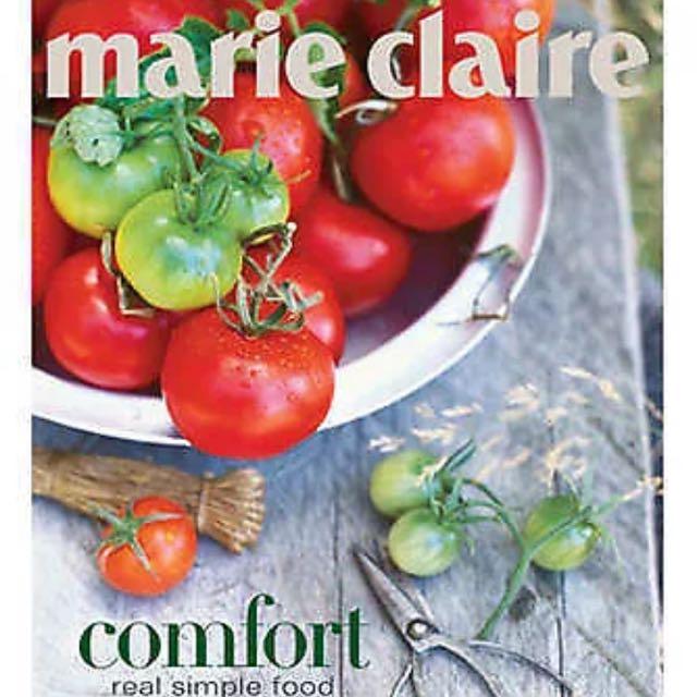 Marie Claire Cookbook