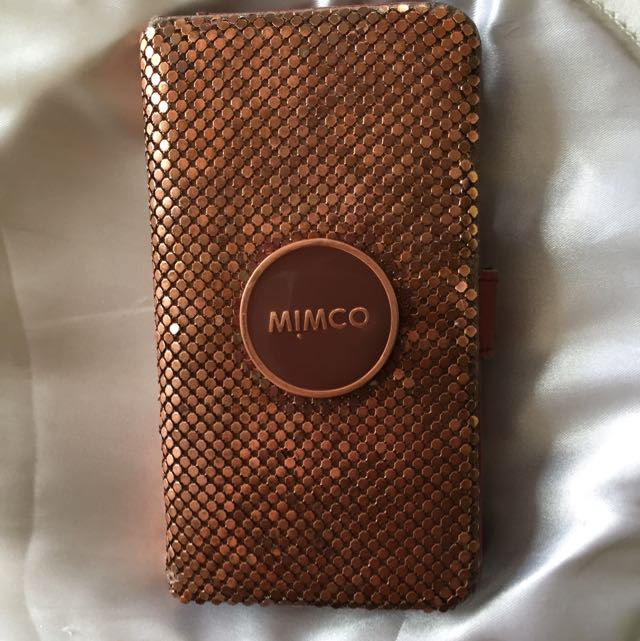 Mimco iPhone 6 Flap Sequinned Case