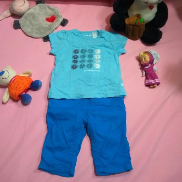 Mini Blue Set