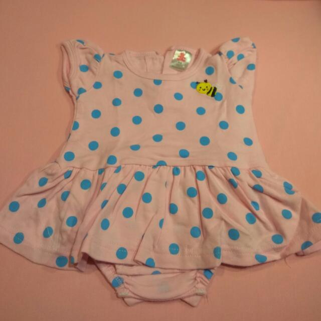 Mini Pants Dress