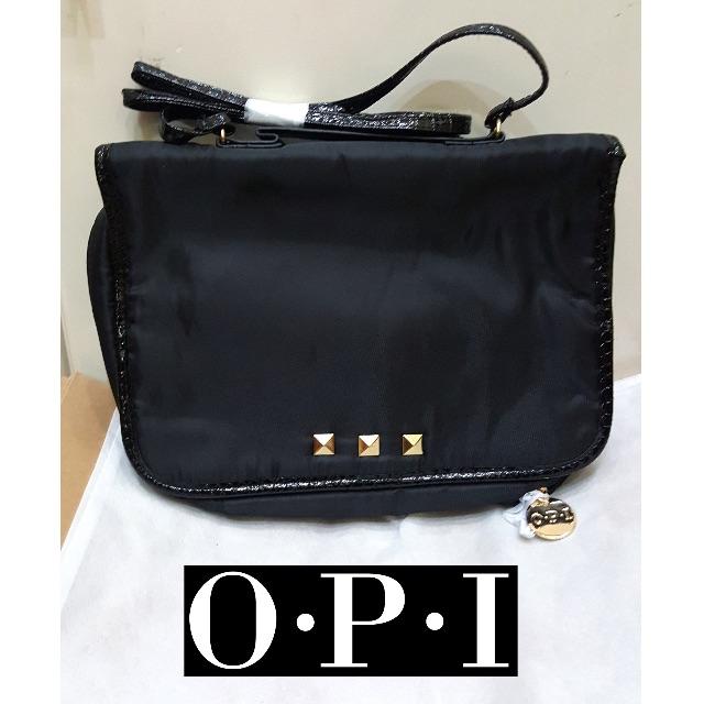 NEW & ORIGINAL OPI COSMETIC BAG / MANICURE BAG / TRAVELING BAG