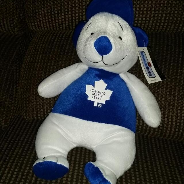 NHL Teddy Bear