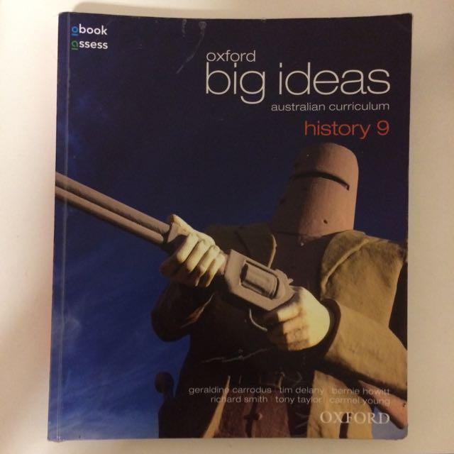 Oxford Big Ideas History 9
