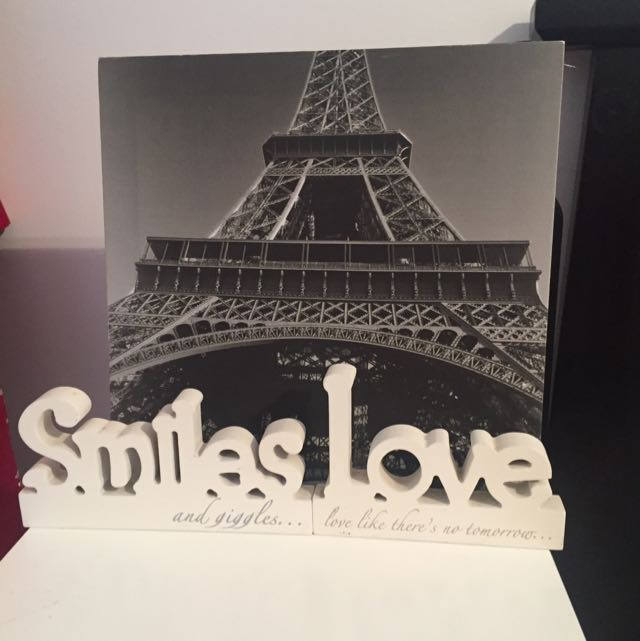 Paris Canvas With Two Templates