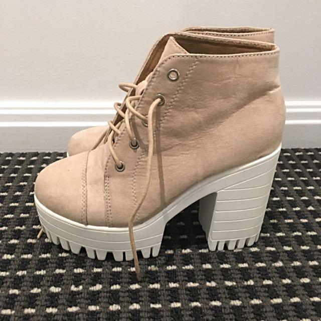 Wedding Platforms Shoes