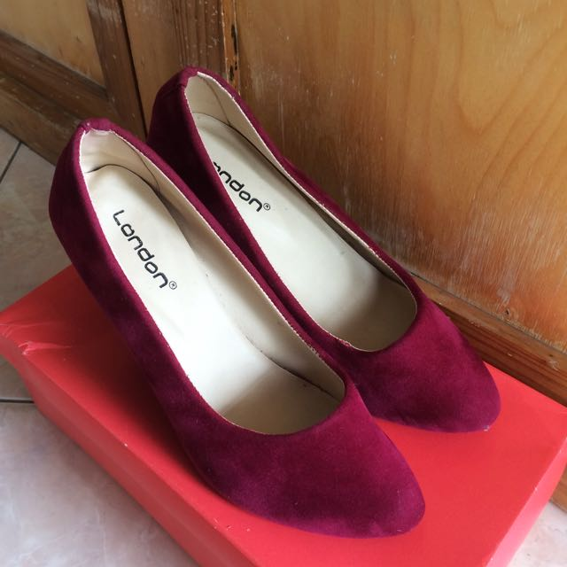 Pump Shoes Murah