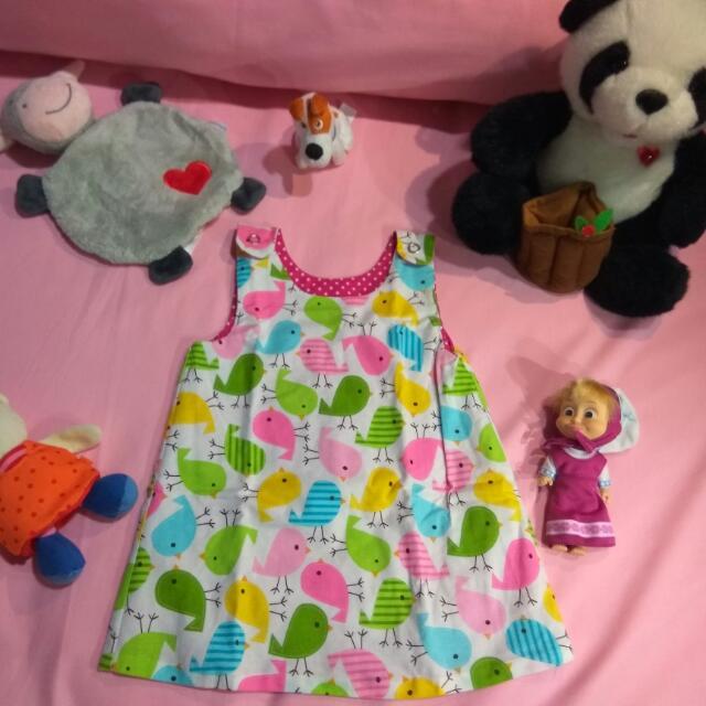Rabbit Colorfull Dress