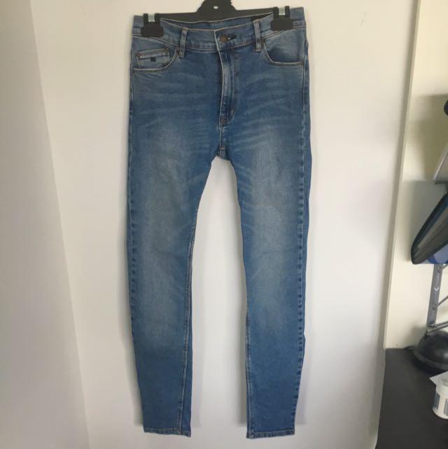 RES Denim 'Kitty Skinny' Jeans