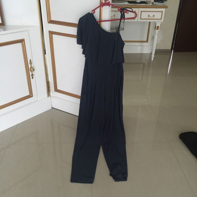 Sabrina long jumpsuit