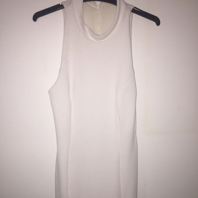 size 40 KOOKAI WHITE DRESS