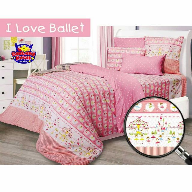 Sprei full set