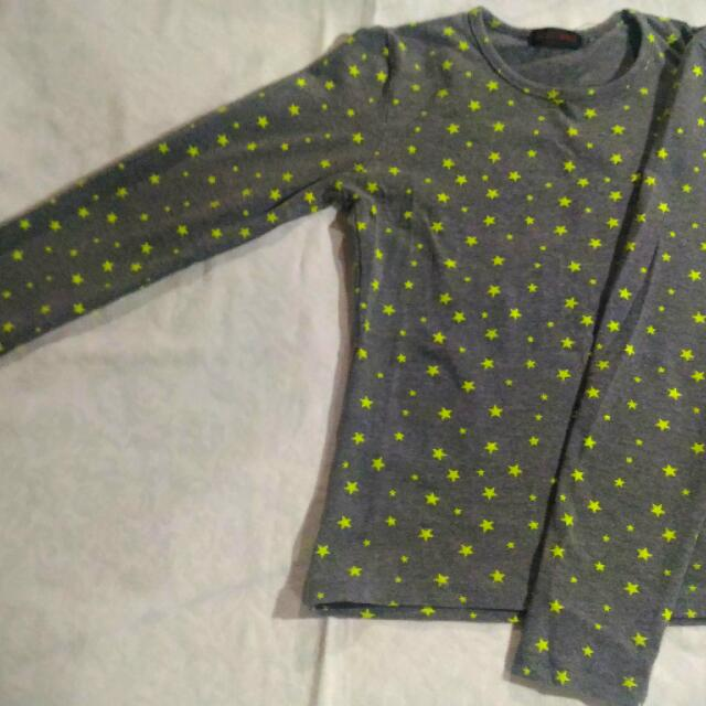 Star Longsleeves